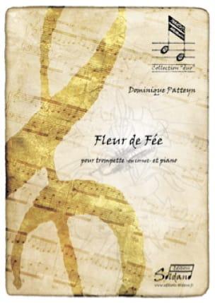 Fleur de Fée - Dominique Patteyn - Partition - laflutedepan.com