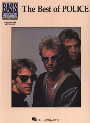 The Best Of Police The Police Partition Pop / Rock - laflutedepan