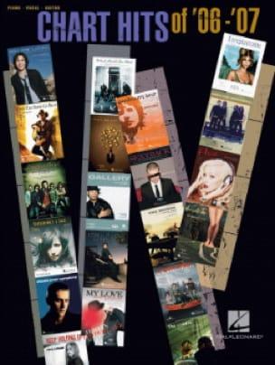 Chart Hits Of '06 - '07 - Partition - laflutedepan.com