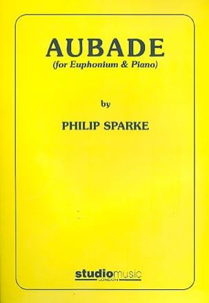 Aubade Philip Sparke Partition Tuba - laflutedepan