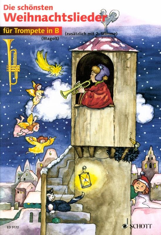Les plus beaux chants de Noël à la trompette - Noël - laflutedepan.com