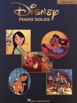 Disney Piano Solos DISNEY Partition Musique de film - laflutedepan