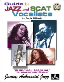 Guide For Jazz And Scat Vocalists METHODE AEBERSOLD laflutedepan