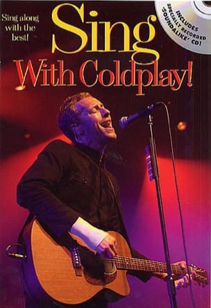 Sing With Coldplay - Coldplay - Partition - laflutedepan.com