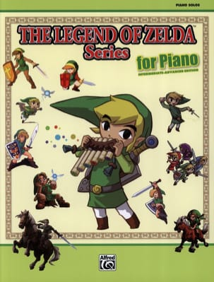 The legend of Zelda series for piano Intermediate / advanced edition laflutedepan