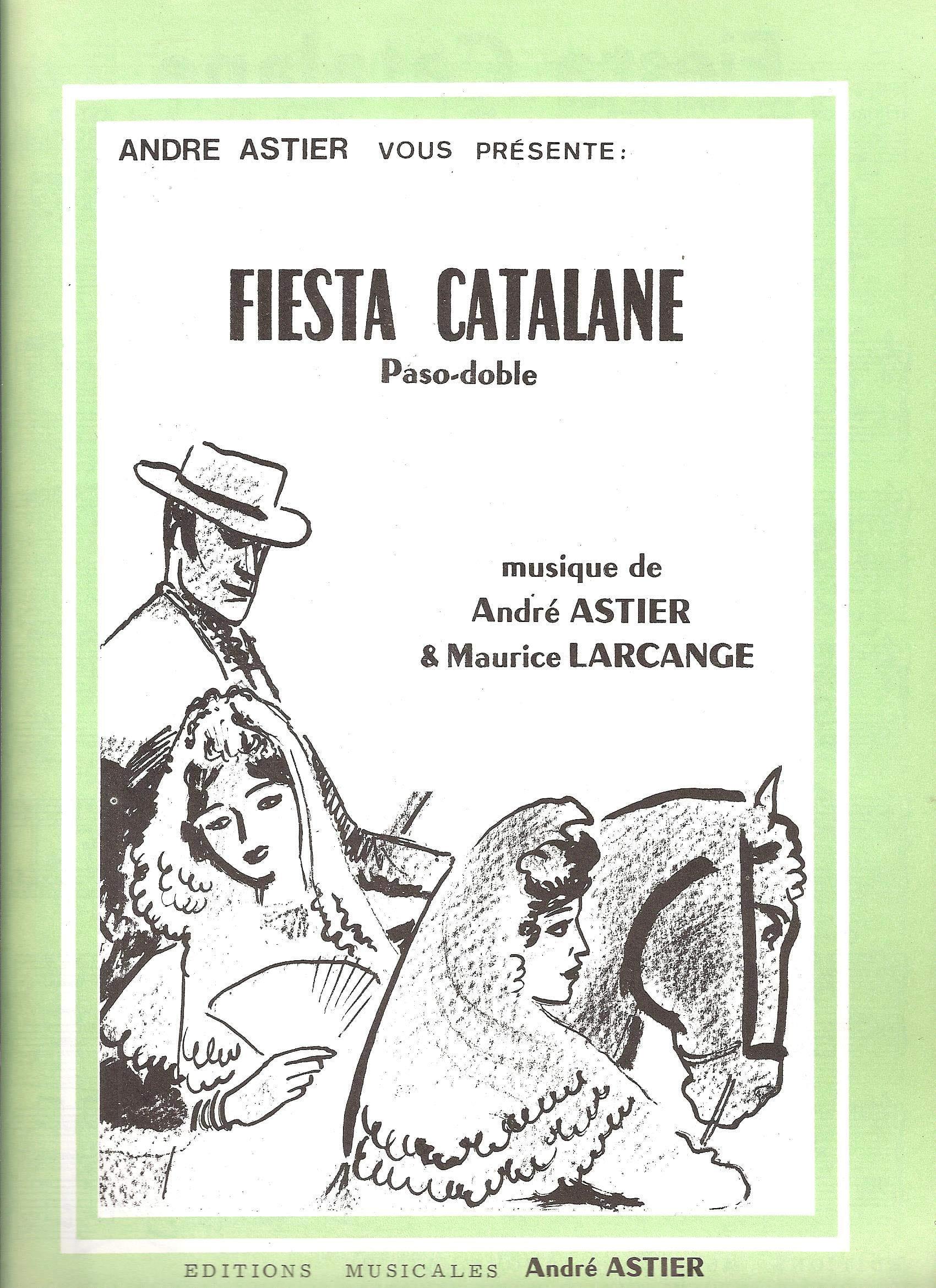 Fiesta Catalane - André Astier & Maurice Larcange - laflutedepan.com