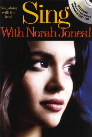 Norah Jones - Sing With Norah Jones - Partition - di-arezzo.com