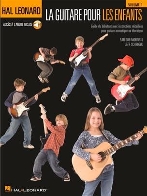 La Guitare pour les Enfants - Volume 1 Partition laflutedepan