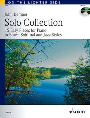 On The Lighter Side - Solo Collection John Kember laflutedepan