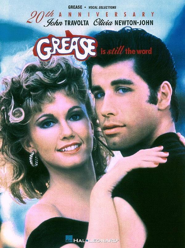 Grease - Partition - Comédie musicale - laflutedepan.com