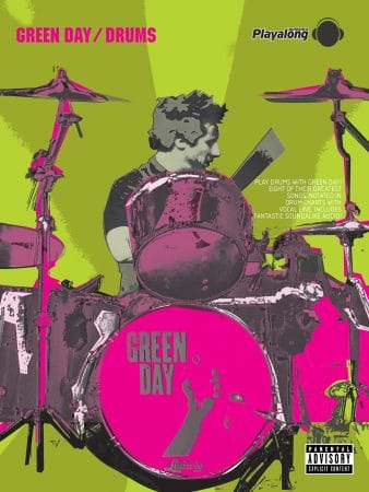 Authentic Playalong Green Day - Green Day - laflutedepan.com