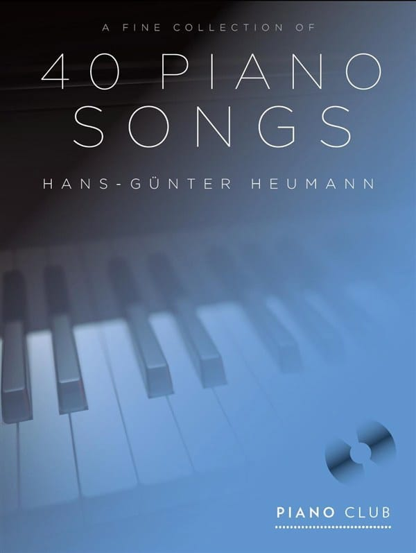 Piano Club - 40 Piano songs - Partition - laflutedepan.com