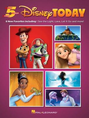 Five Finger Piano Songbook - Disney Today DISNEY laflutedepan
