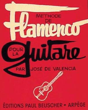 Méthode de Flamenco Pour la Guitare - laflutedepan.com