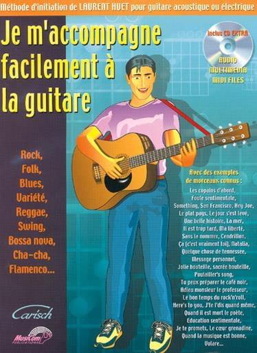 Je m'accompagne facilement à la guitare - laflutedepan.com