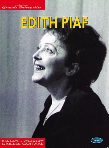 Collection Grands Interprètes - Edith Piaf - laflutedepan.com