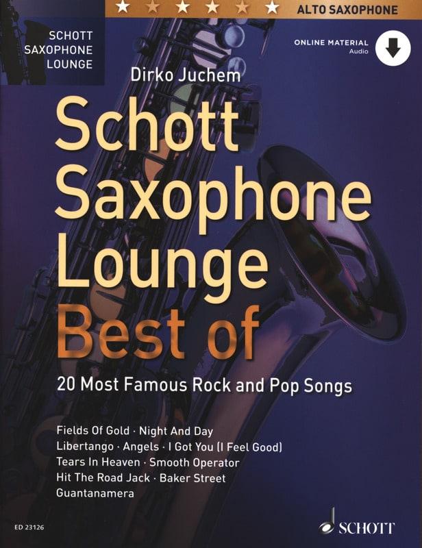 Schott Saxophone Lounge - BEST OF - Partition - laflutedepan.com