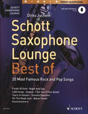 Schott Saxophone Lounge - BEST OF Partition Saxophone - laflutedepan