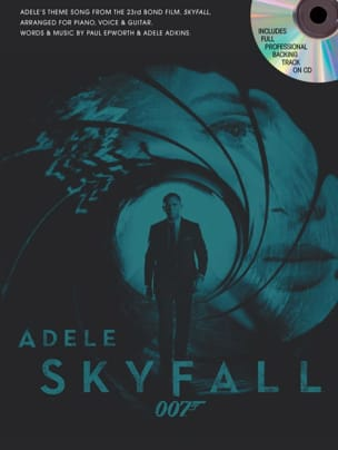 Skyfall - James Bond theme Adele Partition laflutedepan