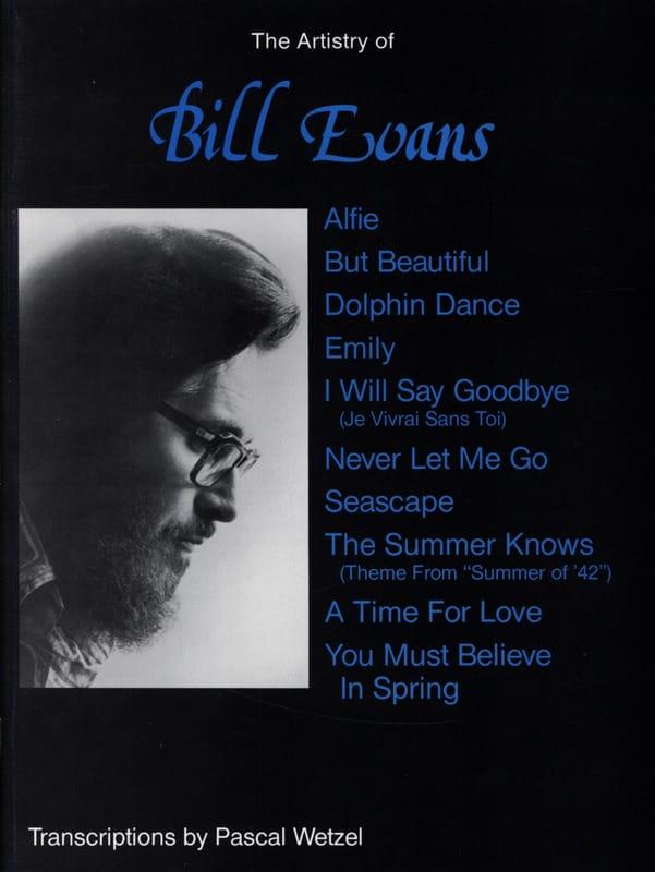 The Artistry Of Bill Evans Volume 1 - Bill Evans - laflutedepan.com