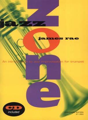 Jazz Zone - James Rae - Partition - Trompette - laflutedepan.com