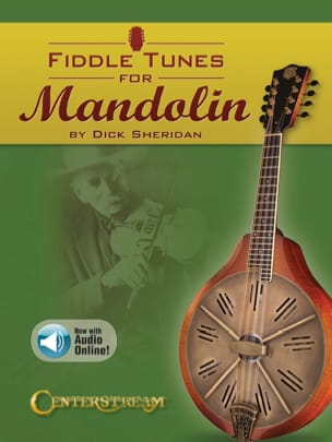 Fiddle Tunes For Mandolin Traditionnel Partition laflutedepan