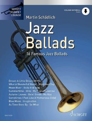Jazz ballads Partition Trompette - laflutedepan