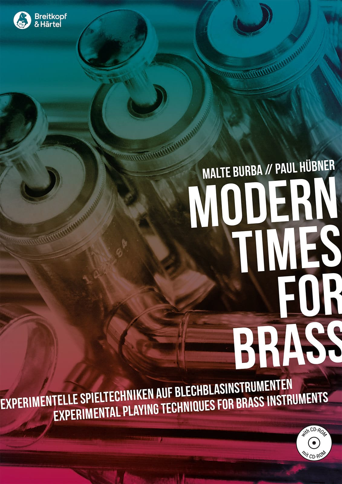 Modern Times for Brass - Malte Burba & Paul Hübner - laflutedepan.com