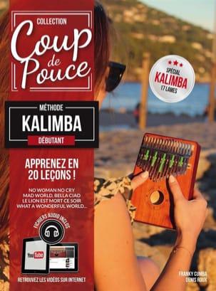 Méthode Coup de Pouce de Kalimba Débutant laflutedepan