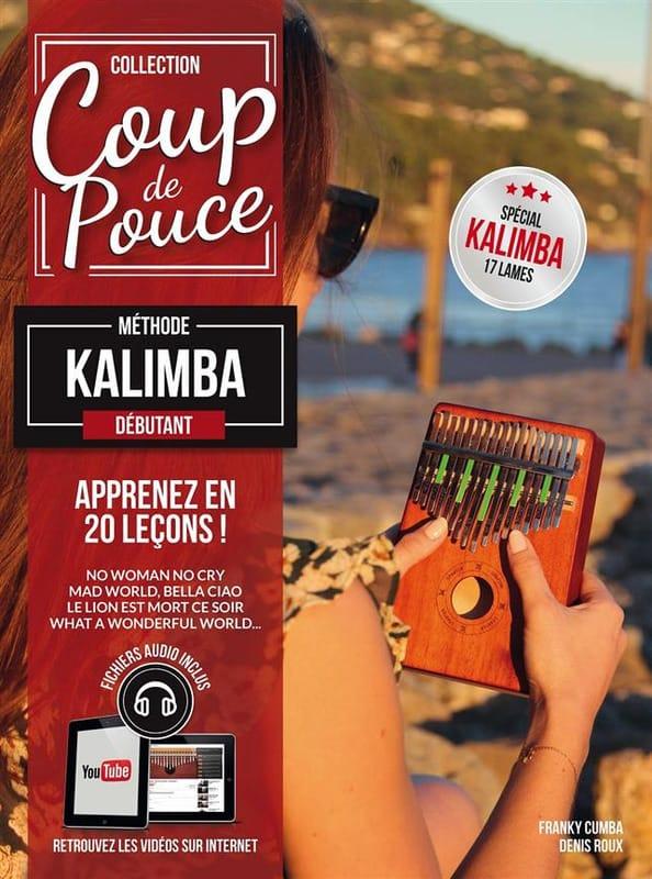 Méthode Coup de Pouce de Kalimba Débutant - laflutedepan.com