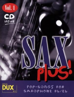 Sax plus! volume 1 Partition Saxophone - laflutedepan