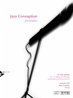 Jazz Conception For Scat Singing Jim Snidero Partition laflutedepan