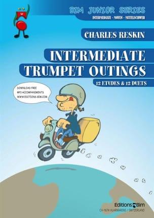 Intermediate Trumpet Outlings Charles Reskin Partition laflutedepan