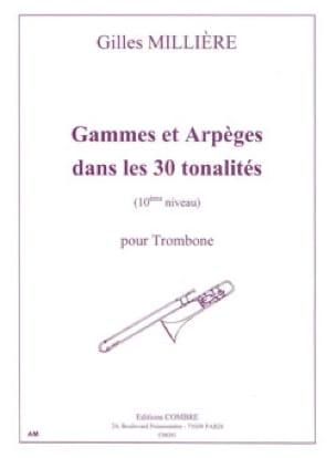 Gammes Et Arpèges dans les 30 Tonalités - laflutedepan.com