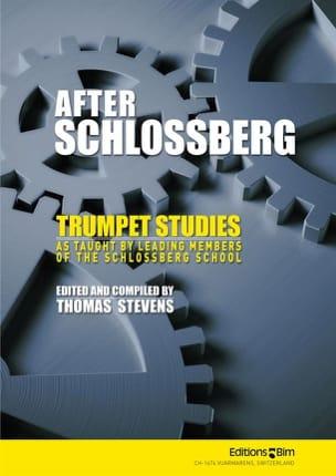 After Schlossberg - Trumpet Studies Max Schlossberg laflutedepan