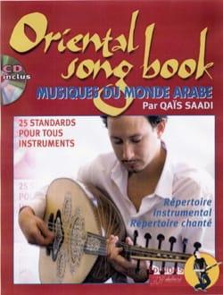 Oriental Songbook 3760165960577 Partition laflutedepan