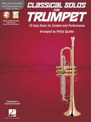 Classical Solos for Trumpet Partition Trompette - laflutedepan