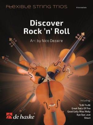 Discover Rock 'n' Roll - Flexible String Trios laflutedepan