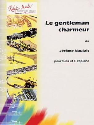 Gentleman Charmeur - Jérôme Naulais - Partition - laflutedepan.com
