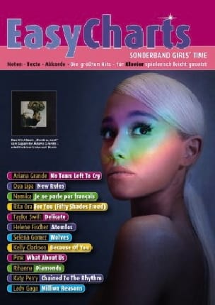Easy Charts Sonderband: Girls' Time - Partition - laflutedepan.com