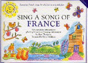 Sing A Song Of France Partition Chanson française - laflutedepan