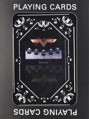 Jeu de cartes - Aerosmith Rocks Jeu Musical Accessoire laflutedepan