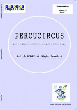 Percucircus Robin Judith / Famelart Régis Partition laflutedepan
