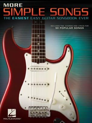 More Simple Songs - The Easiest Easy Guitar Songbook Ever laflutedepan
