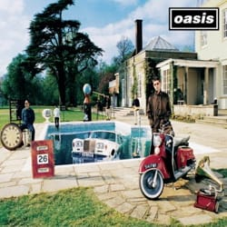 Be here now Oasis Partition Pop / Rock - laflutedepan