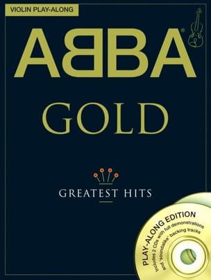 Violin play-along - Abba Gold greatest hits ABBA laflutedepan