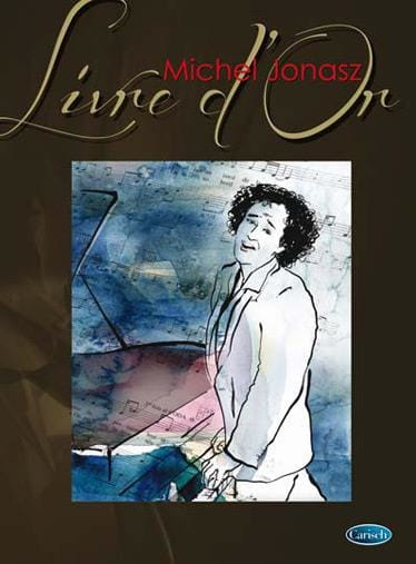 Livre d'or - Michel Jonasz - Partition - laflutedepan.com
