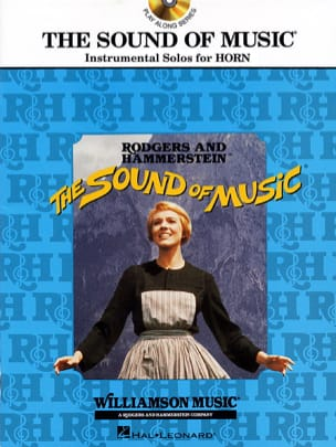 The Sound Of Music Richard Rodgers Partition Cor - laflutedepan