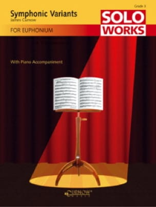 Symphonic Variants - James Curnow - Partition - laflutedepan.com
