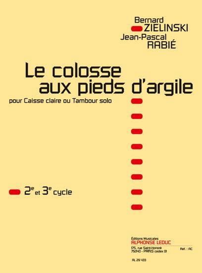 Le Colosse Aux Pieds D' Argile - laflutedepan.com